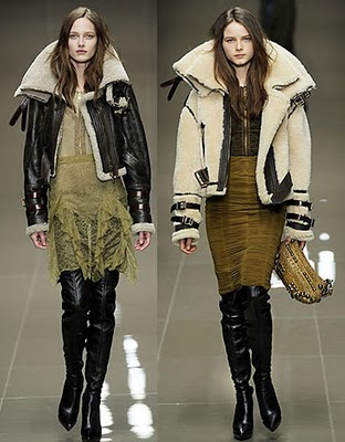 Burberry Prorsum Fall Winter 2010 2011
