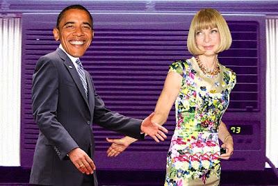 President+Barack+Obama+and+Anna+Wintour President Barack Obama Went To Anna Wintours House