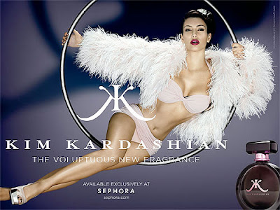 Kim+Kardashian+Fragrance+Ad Kim Kardashians Fragrance Line To [Possibly] Be Dropped From Sephora
