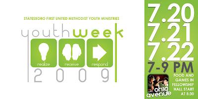 Youth Week 2009