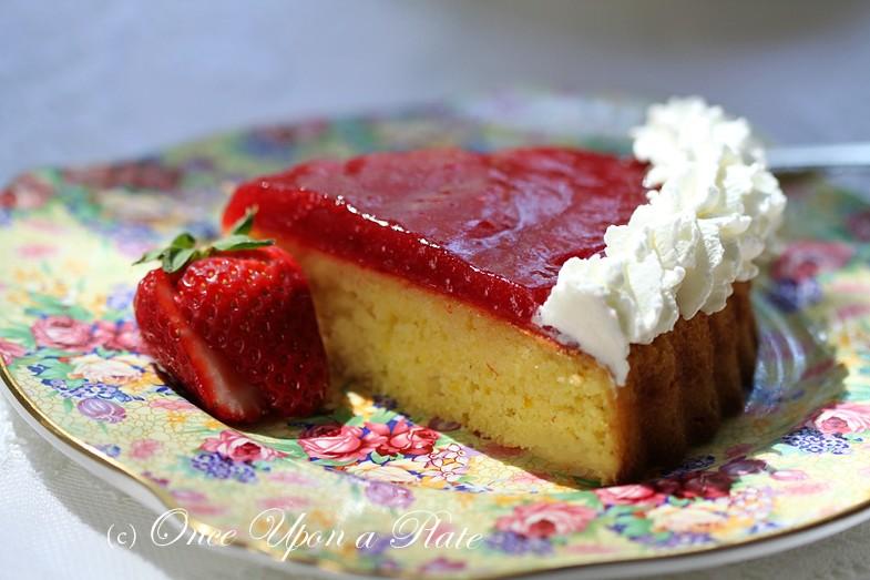 Strawberry Glaze Recipe For Cake