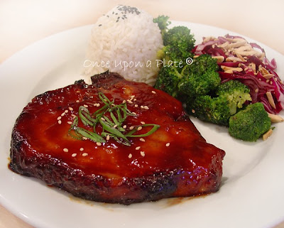 Once Upon a Plate: Chinese Style Barbequed Pork ~Char Siu