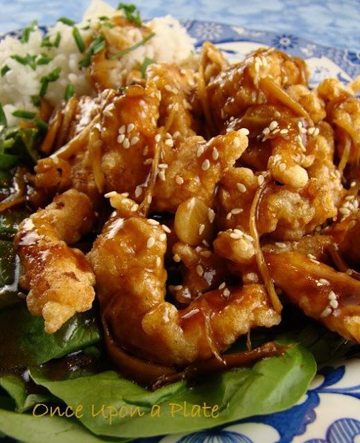 Ginger-Garlic Half Chicken Recipe — Dishmaps