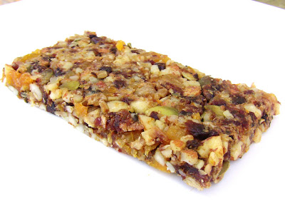 fruit nut seed power bars makes 8 bars these bars are similar in ...