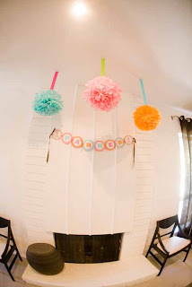 indoor+decorations4 Parkers 1st Birthday Party { Pictures are Finally Here!!!}