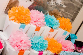 party+favor+table2 Parkers 1st Birthday Party { Pictures are Finally Here!!!}