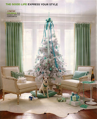 737523398 YuYbn XL Turquoise Christmas Decorations  Oh My!!