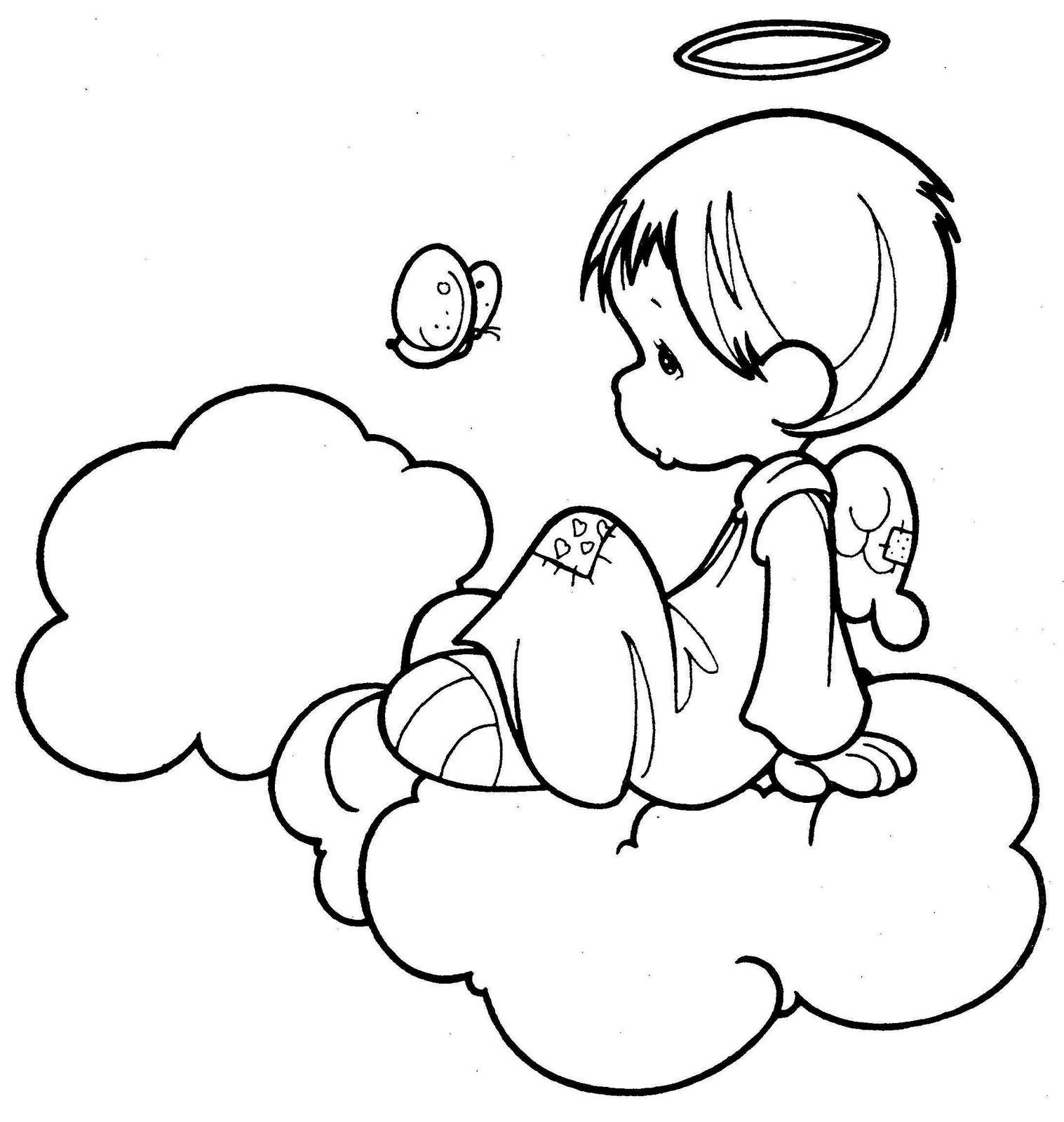 dibujos en blanco y negro dibujos infantiles dibujos para colorear ...