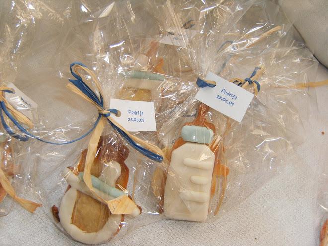 Cookies Bautizo