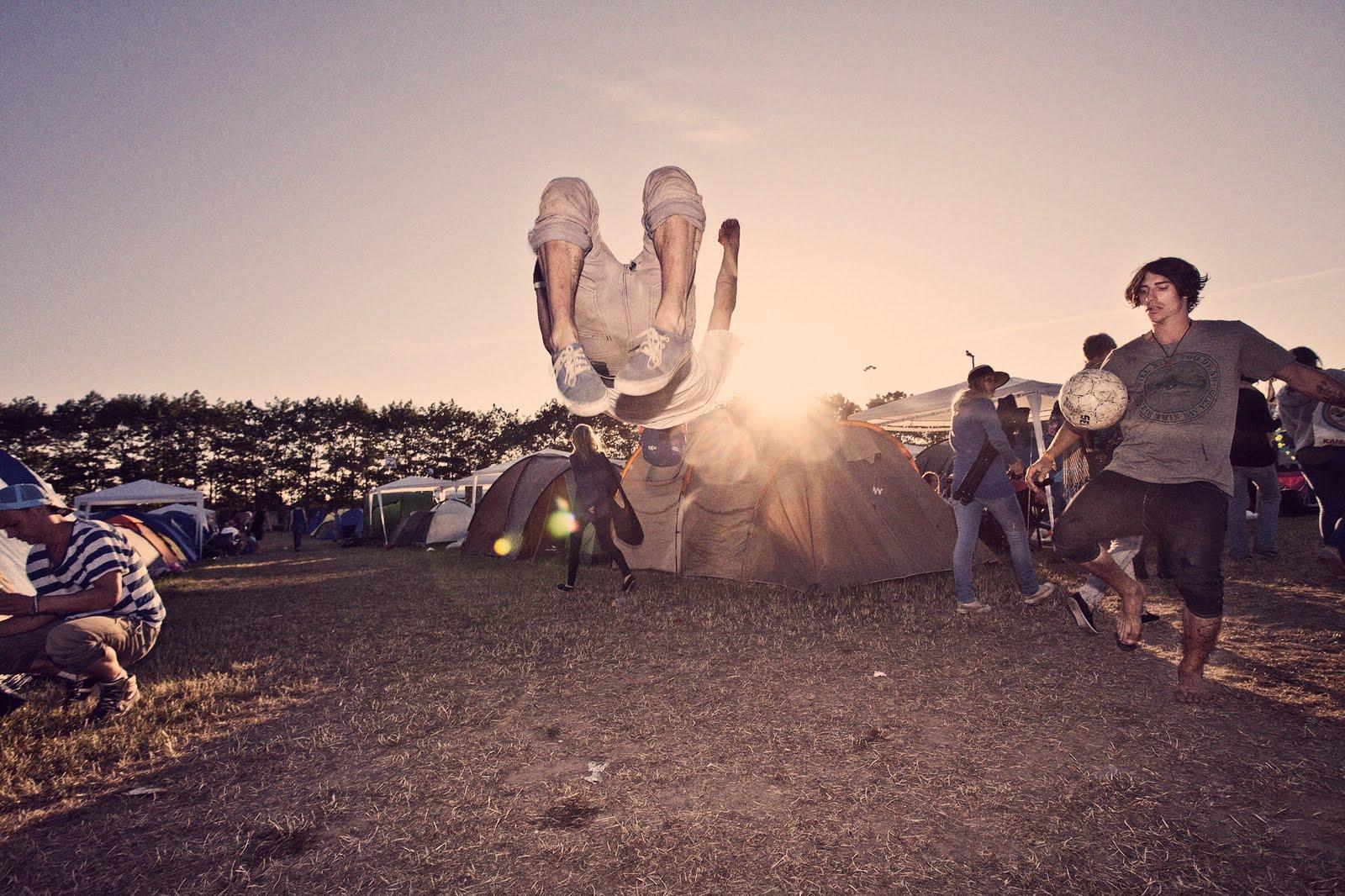Roskilde festival mandag d 27