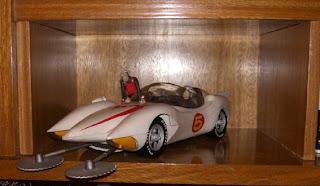 O Mach-5 é um dos meus brinquedos favoritos