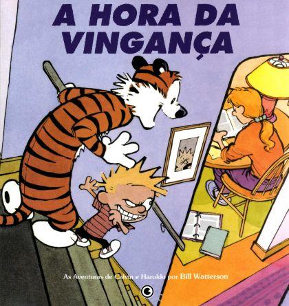 Calvin é sempre leitura obrigatória