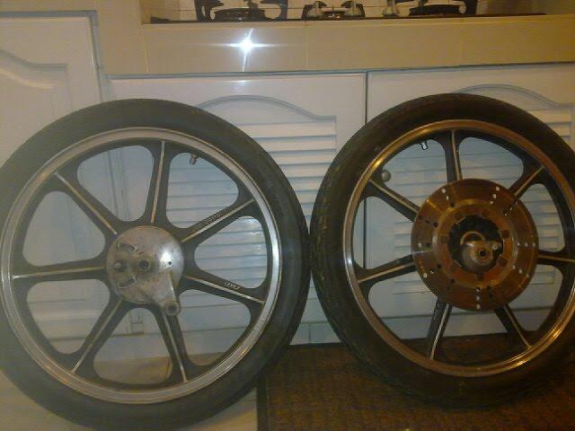 Kawasaki Gto Sport Rim Original