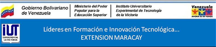 IUETLV EXTENSION MARACAY