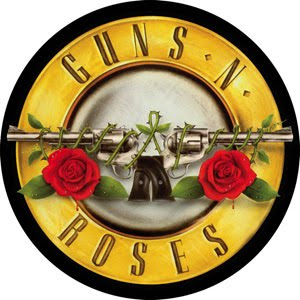 discografia Guns N Roses completa para download guns and roses albuns baixar