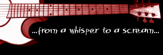 ♬ ...from a whisper to a SCREAM!