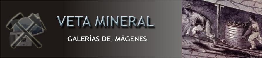 VETA MINERAL - Galerías de imágenes -