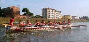 La Barca Rossa di San Martino