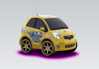 car town toyota yaris free