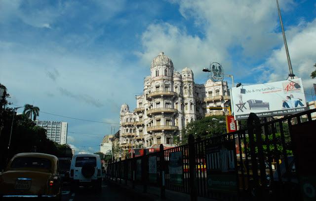 Esplanade, Calcutta during Durga Puja 2009, Nikon D200