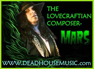 Mars Homeworld-The Lovecraftian Composer