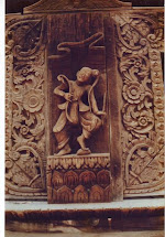Burma Gols Temple