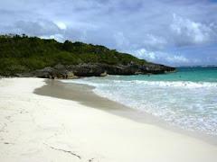 Playa en Culebras