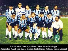 GRÊMIO - BICAMPEÃO DA TAÇA LIBERTADORES DA AMÉRICA 1995