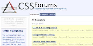 CSSForums