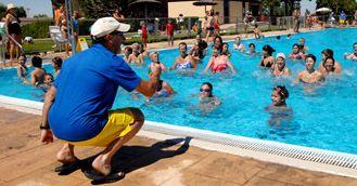 A salvo blog de la escuela segoviana de socorrismo la piscina municipal de segovia se llena de - Piscina climatizada segovia ...