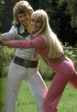 ABBA 4Ever: Agnethas Bottom!