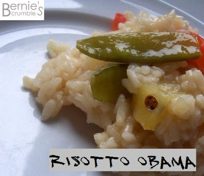 risotto Obama ananas