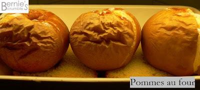 pommes four