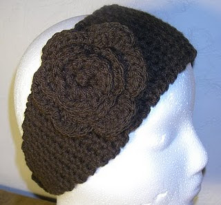 Free Crochet Pattern Headwrap : Ziggy Crafts: Crochet Headband