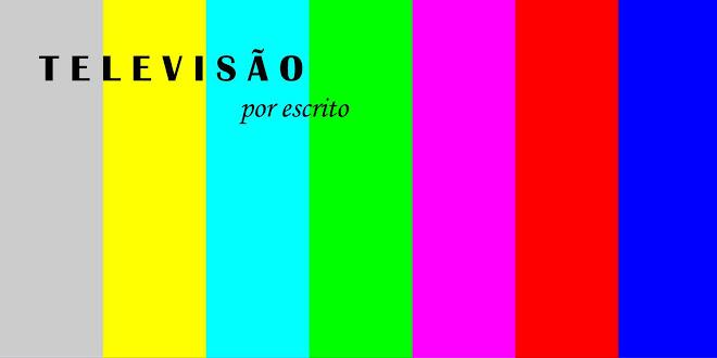 Televisão por escrito