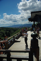 Kiyomizu-derai Temple