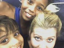 Mom, Logan & Kodi