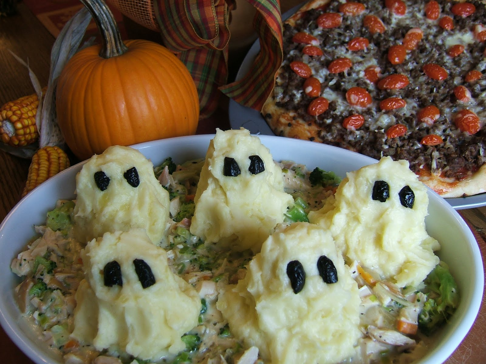 halloween family dinner recipes