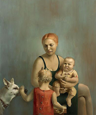 Painting by Latvian Artist Paulis Postazs