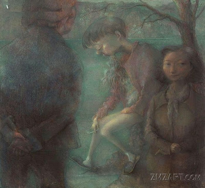 Chinese Artist Qiu Jjiongjiong