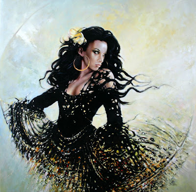 Art of Polish Artist Karol Bak