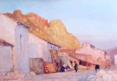 British Artist Albert Moulton Foweraker