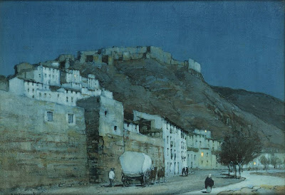 Albert Moulton Foweraker British Artist