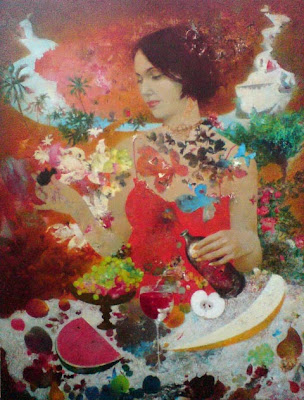 Paintings by Elena Shlegel Belarusian Artist