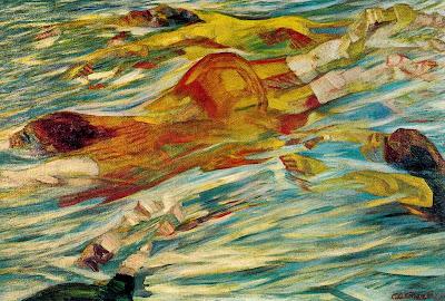 Italian Artist Carlo Carra's Painting