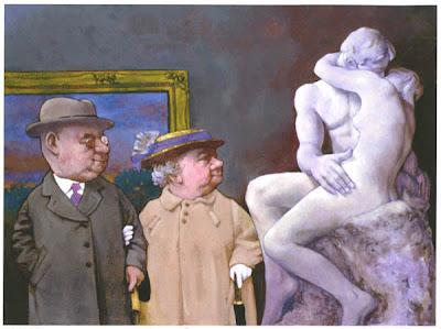 Charles Bragg. American Artist