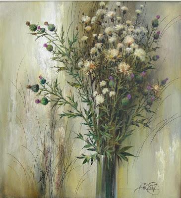 Painting by Belarusian Artist Anatoliy Kontsub