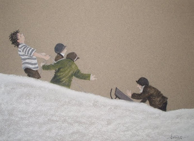 Oil Paintings by Braaq British Artist