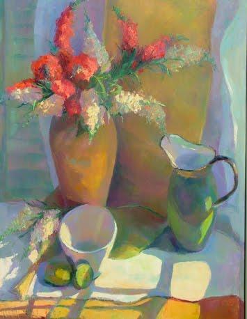 Paintings by American Artist Carolyn Biggio