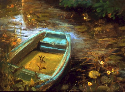 Oil Paintings by  Ann Hardy American Painter